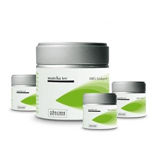 Matcha Tee 4er-Set Kaufen — 100% biologischer Genuss